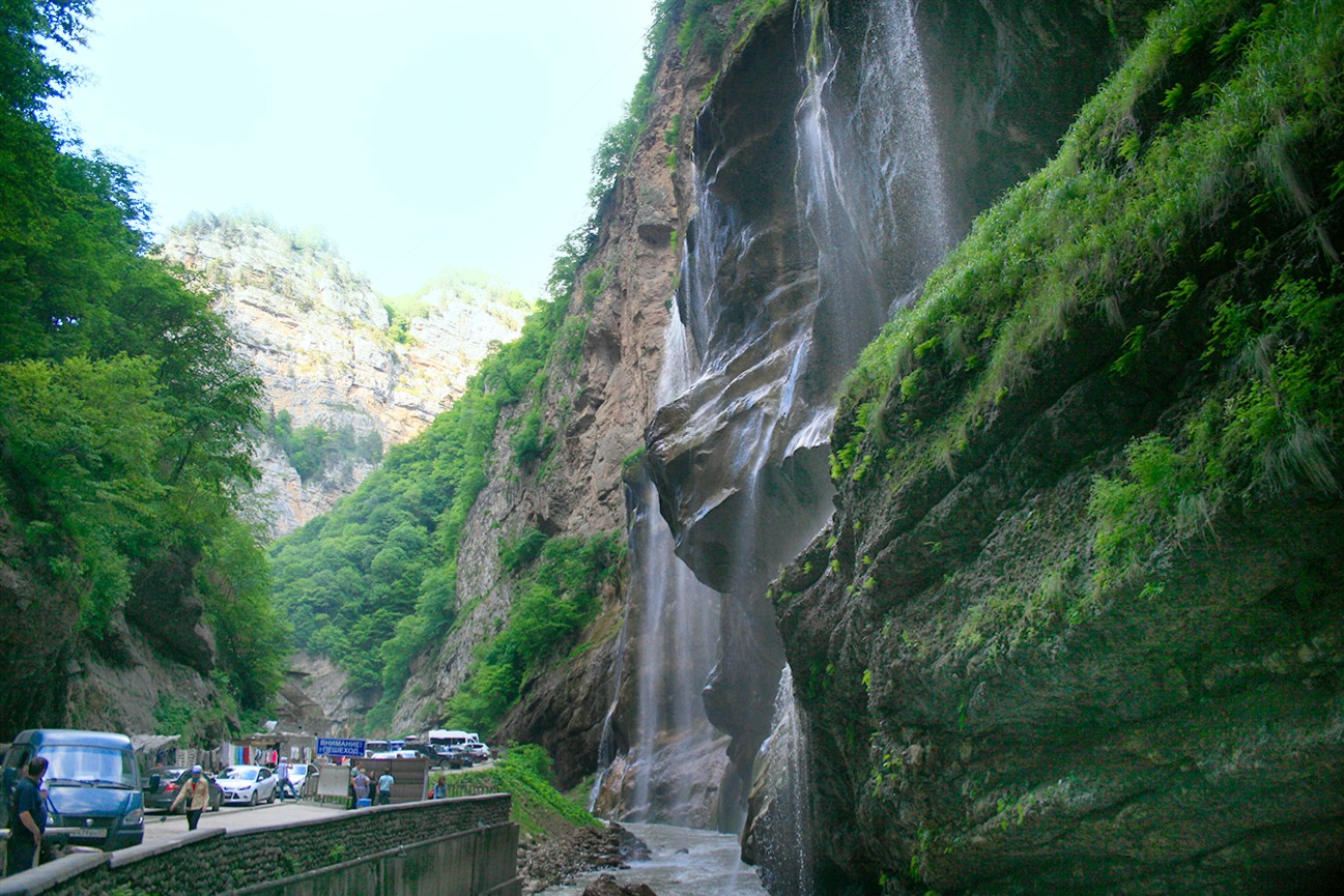 Девять водопадов Кабардино-Балкарии - Это Кавказ