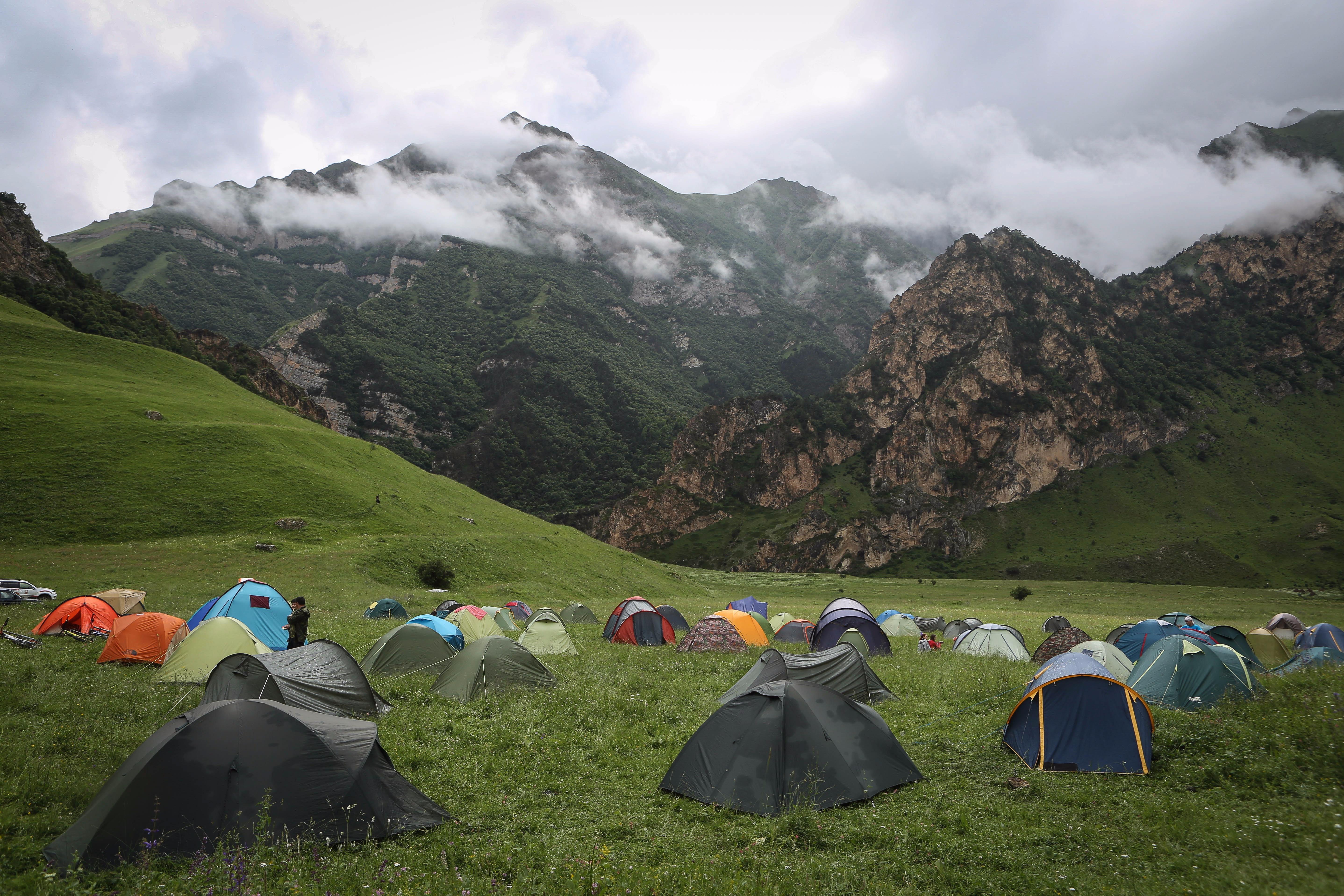 Молодежь Кабардино-Балкарии научат походной жизни в горах