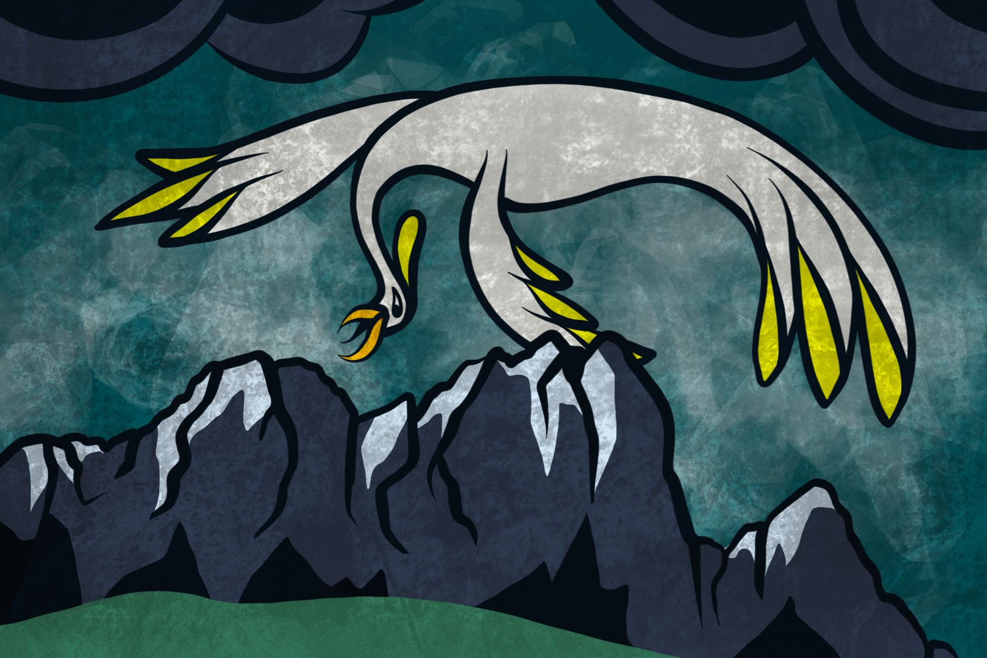Цейлом— священная гора в Ингушетии