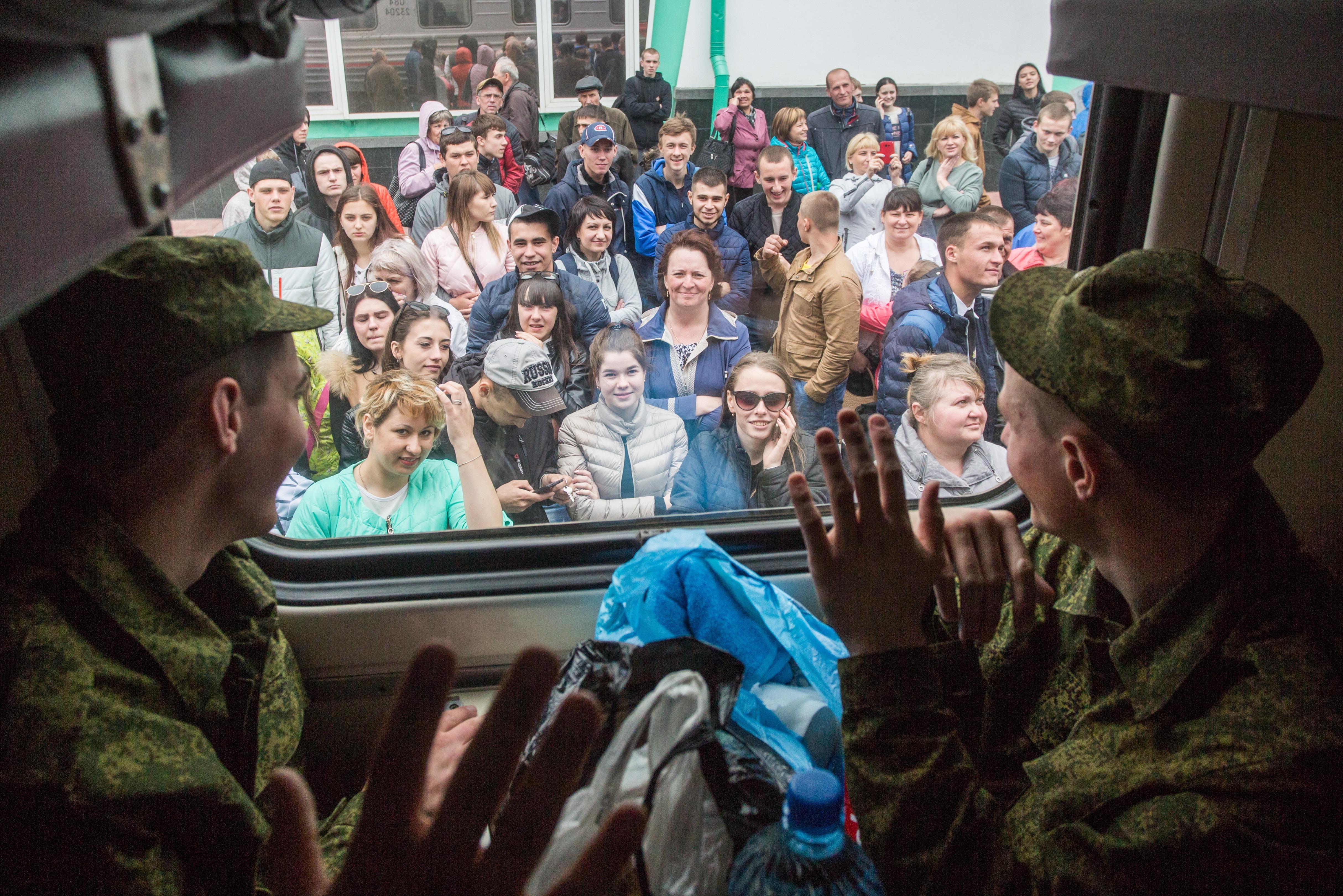 Более 22 тысяч призывников из СКФО и ЮФО пойдут в армию в весенний призыв— 2018