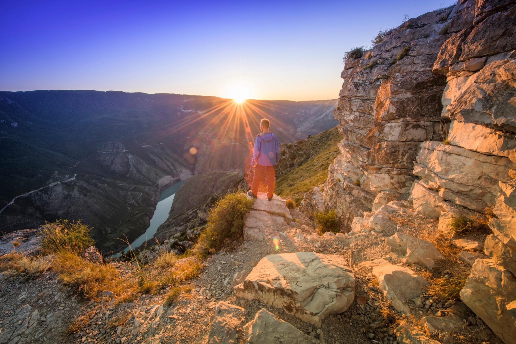 Сулакский каньон: координаты и фото, что посмотреть и где находится Сулакский каньон