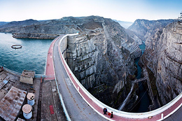 Чиркейская ГЭС: 5 рекордов одной точки на карте