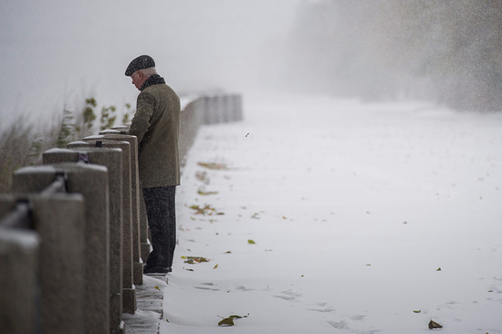 НаСтаврополье предполагается похолодание иухудшение дорожной ситуации