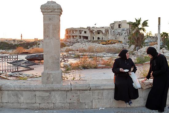 Евкуров анонсировал акцию «Городу Алеппо отнарода Ингушетии»