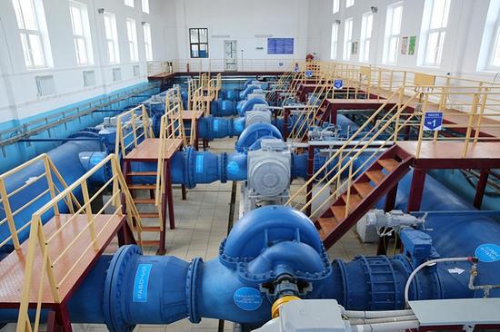 ВМахачкале ввели вэксплуатацию Тарнаирские очистные здания